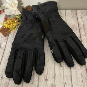 🔥NWT U|R POWERED Men's Leather&Touchscreen Gloves